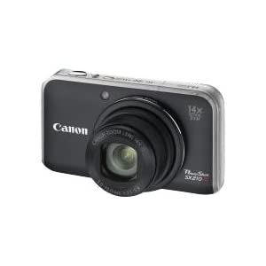 Canon PowerShot SX210 IS Digitalkamera