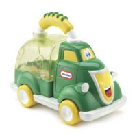 Little Tikes Handle Haulers - Pop Haulers Garbage Truck