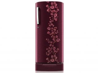 Samsung RR2115TCARX Direct-cool Single-door Refrigerator (212 Ltrs, 5 Star Rating, Orcherry Garnet Red)