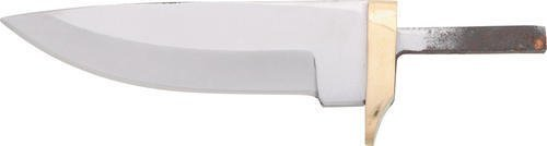 """Knife Blanks 7829 3 3/4"""" Stainless Drop Point Blade"""