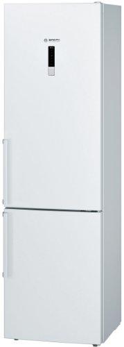 Bosch KGN39XW30 réfrigérateur-congélateur - réfrigérateurs-congélateurs (Autonome, Bas-placé, A++, Blanc, SN, ST, T, LED)