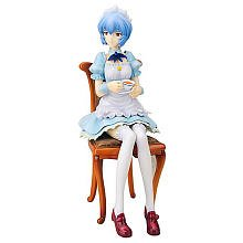 NEON GENESIS EVANGELIONE REI AYANAMI MAID SPECIAL EDITION ANI STATUE (japan import)