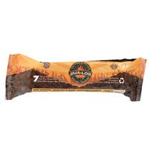 Java Log 100% Natural Crackling Fire Log, 3-Pound (Pack of 6)