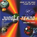 Audio CD Jungle Tekno Vol.3: Drum 'n' Bass a Way of Life