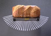 Oliver Bread Slicer Replacement Blades - Set of 32 (Replacement Slicer Blade compare prices)