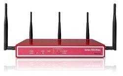 Funkwerk RS120wu - Router (1000 Mbit/s, DSSS, OFDM, Mobile network (USB), IEEE 802.11a, IEEE 802.11b, IEEE 802.11g, IEEE 802.11n, IEEE 802.1Q, 250 usuario(s), SSL, SSH, HTTP, HTTPS, SNMP, RADIUS, TACACS+) Rojo