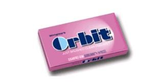 Wrigley's Orbit Gum Sugar Free Bubblemint, Size: 12x14 Pc at Sears.com