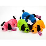 Floppy Dog Cuddly Soft Toy 9 Inch - Assorted Colours - Single