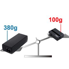 Universal Notebook Power Adapter - lighten your way