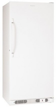 Frigidaire 21 CF Upright Freezer White