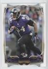 Ed Dickson Baltimore Ravens (Football Card) 2014 Topps #309