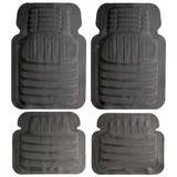 MINI COOPER ONE WORKS RUBBER 4 PIECE MATS - SQUIRE
