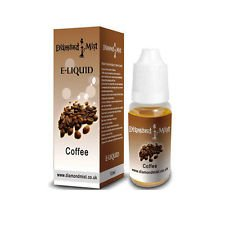 Diamond Mist 10 ml Coffee E-Liquid