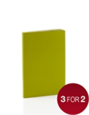 Premium A6 Green Notebook