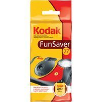 Kodak FUNSAVER 35 Disposable 35mm Camera