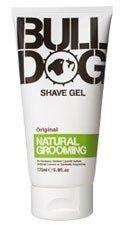Bulldog Aftershave Gel 175ml Original Cooling 100% Natural