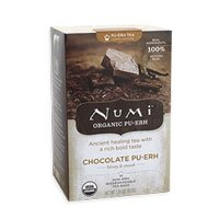 Numi Organic Pu'erh Tea, Tea Bags