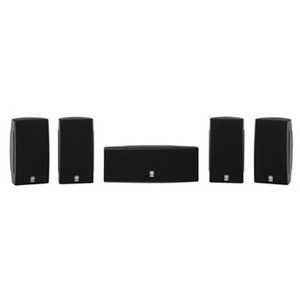 Yamaha NS-AP1405 Ultra Compact 5.0 Surround Theater