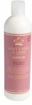 Nubian Heritage - Lotion Goats Milk & Chai - 8 Oz