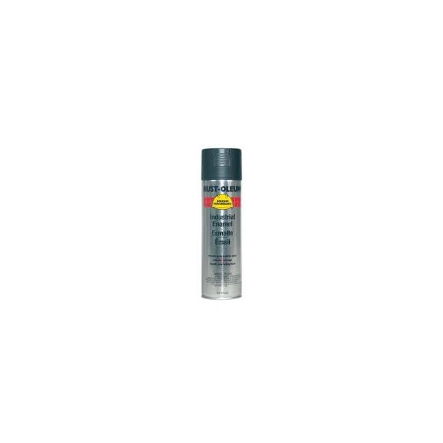 Rustoleum V2187 838 15 Oz Dark Machine Gray High Performance Enamel Spray