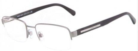 Giorgio Armani Eyeglasses Ar 5020 3003 Matte Gunmetal 55Mm