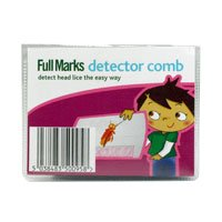 Full Marks Head Lice Detector Comb
