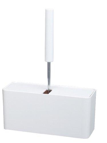 マーナ fitia コロコロクリーナー ホワイト W167W