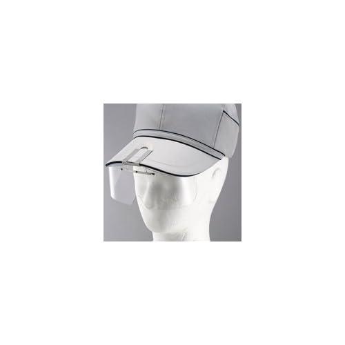 保護めがね 布帽子取付形 HS-4 ニュ-プラスチック