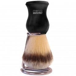 men-u Premier Shaving Brush - Black