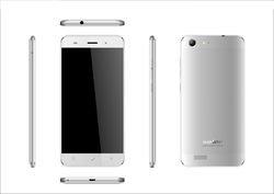 Mobistel L521-S Cynus F7 Smartphone (4G) silber