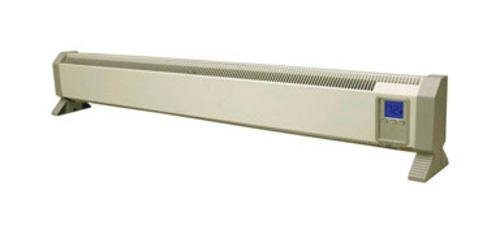 "Fahrenheat Baseboard Heater Portable 120 V 9.5 "" H X 4 "" W X 52 "" 1500 W"