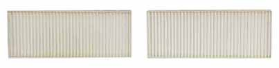 TYC 800014P2 Nissan Replacement Cabin Air Filter (Xterra Air Filter compare prices)