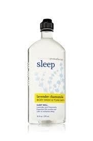 Aromatherapyボディウォッシュ SleepーLavender Chamomile