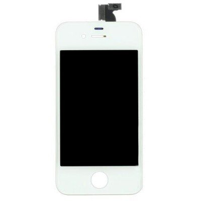 For Iphone 4S White Replacement Part - Lcd And Touch Screen Digitizer Assembly + 7 Pieces Tool Set For Iphone 4S At&T Verizon Cdma Gsm