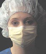 High Filtration Medical Barrier Surgical Masks / Flu Control (Box 50)