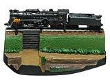 「なつかしの20世紀」タイムスリップグリコ 第3弾 「蒸気機関車C62-2号(スワローエンゼル)」(単品)