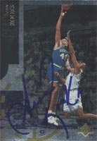 Sean Rooks Dallas Mavericks 1994 Upper Deck Autographed Hand Signed Trading Card. by Hall+of+Fame+Memorabilia
