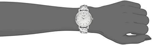 Kate Spade New York Women's Metro Stainless Steel Watch with Interchangable Bands