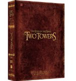 img - for The Lord of the Rings - The Two Towers (Platinum Series Special Extended Edition) book / textbook / text book