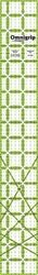 Dritz Omnigrip Non Slip Quilters Ruler For Short Strips & Sashing 2 1/2