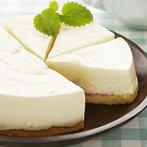 牧場のしぼりたてノンホモ低温殺菌牛乳使用 山田牧場 芳醇レアチーズケーキ 5号サイズ