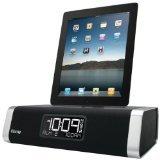 Ihome Id50Bzc App-Enhanced Bluetooth Dual Alarm Stereo Clock Radio Speakerphone