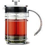 GROSCHE MADRID Premium French Press Coffee and Tea maker, 1 liter, 34 fl. Oz, 8 cup capacity