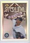 Felix Hernandez Seattle Mariners (Baseball Card) 2014 Topps Finest 1996 Topps Sterling Design Refractor #Ts-Fh