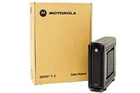 Motorola SB6121 DOCSIS 3.0 Cable Modem in Non-Retail Packaging (Brown Box)