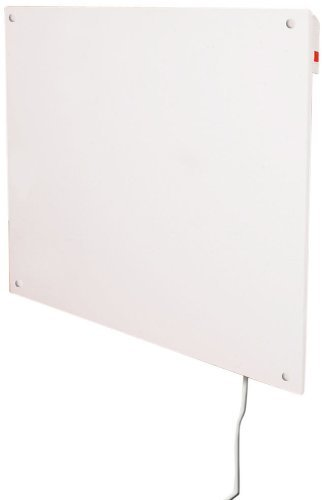 Cozy-Heater 250 Watt Electrical Wall Mounted Convective Heater Heat Reflector Included ? This Is Self-Adhesive Reflective Sheet That Is Stuck To The Wall Behind The Panel And It Will Minimize Heat Loss To The Wall And Increase The Efficiency Of The Heater
