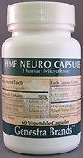 Genestra - Hmf Neuro Capsules 60 Count