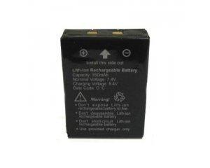 FRS Two Way Radio Battery For Cobra LI3900 Replaces MN-0160001