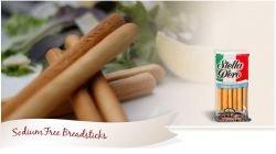 Stella D'oro Sodium Free Breadsticks 4.5 oz. 12 per case