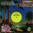 The Best Of T.K. Disco Singles: All Day All Night By Various Artists (1995) Audio Cd
